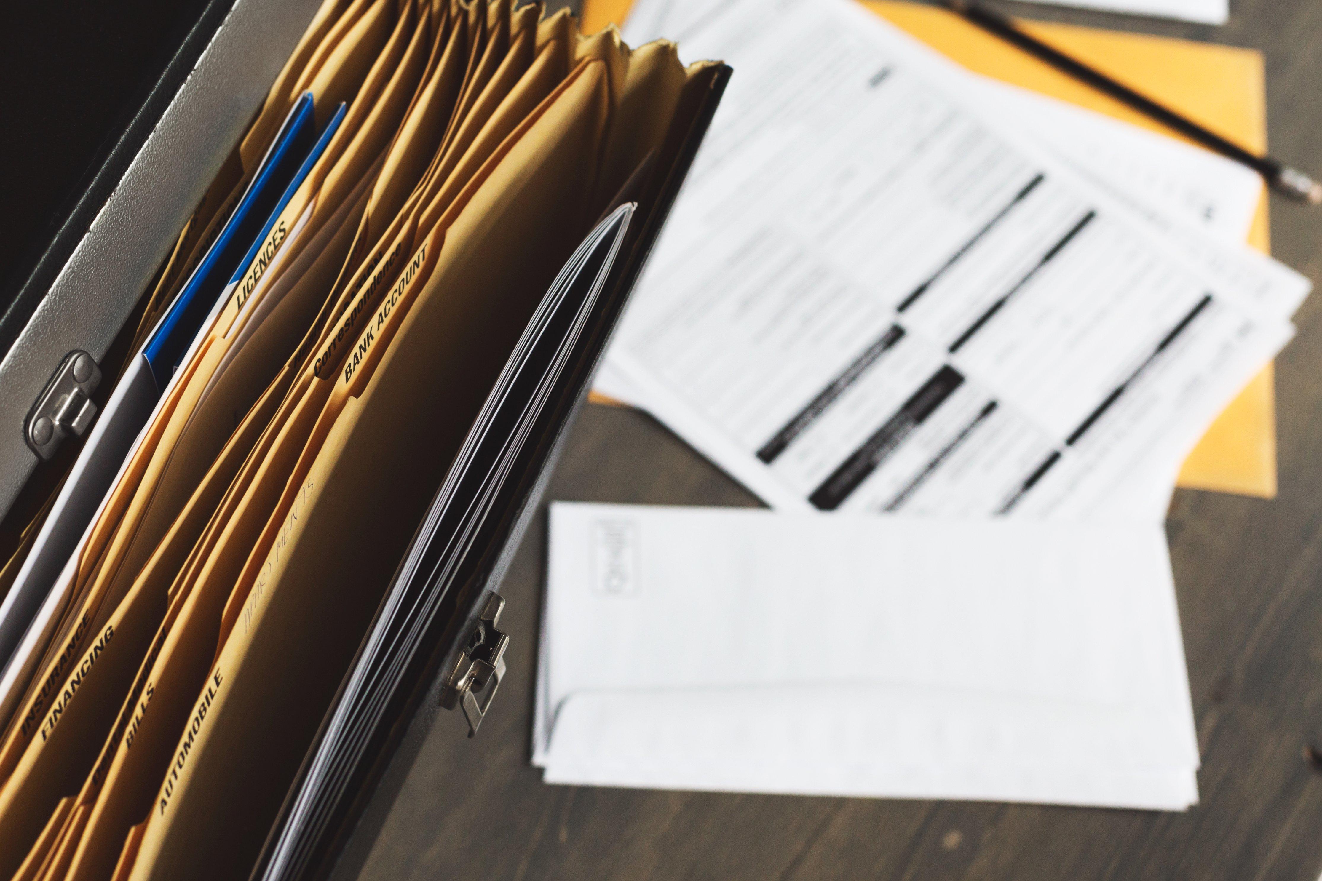 GST HST Paperwork Filing