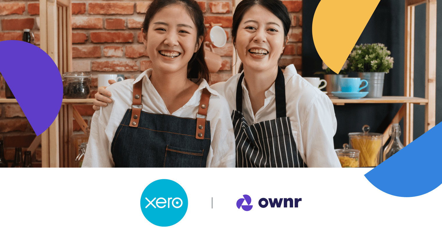 Ownr Partners with Cloud Accounting Software Xero